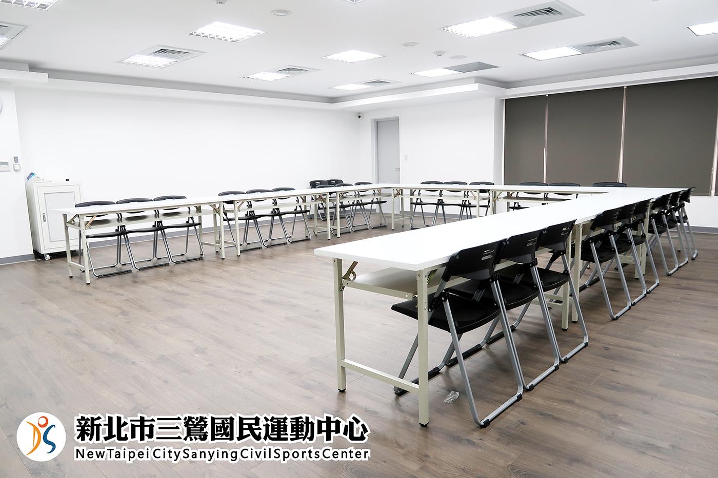 會議室燈光明亮座位充足(jpg)