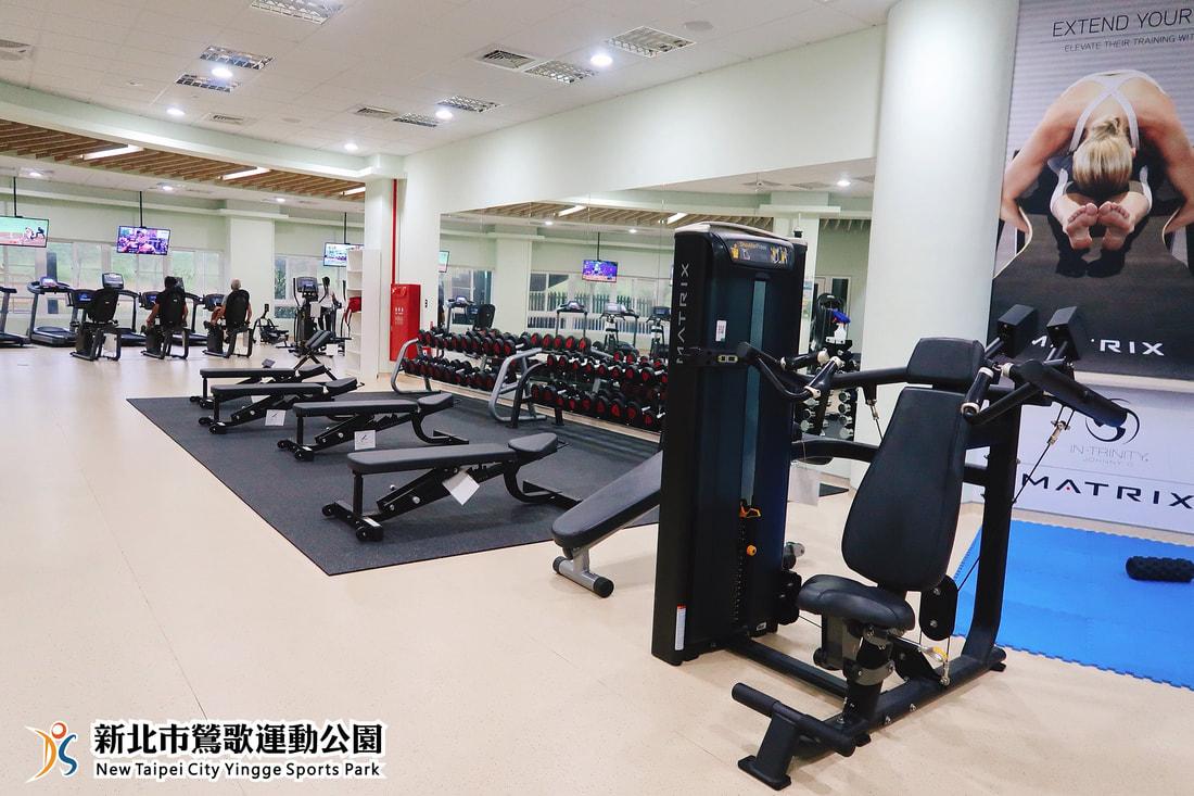 體適能中心頂級的運動環境(jpg)